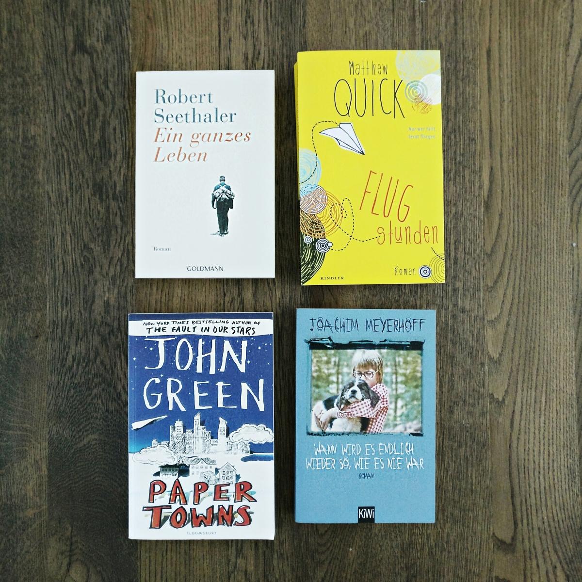 Bücher, die mich 2016 bewegt haben