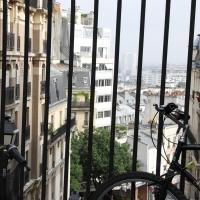 Ein Spaziergang am Montmartre