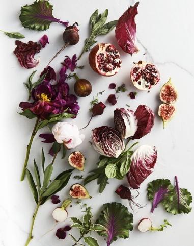 Blumen Gemüse Obst_(c) Carla Oates