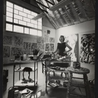 Lee Krasner - die Frau hinter Jackson Pollock